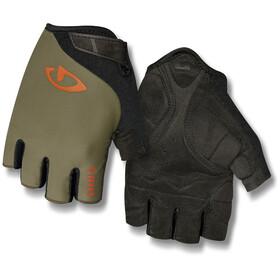 Giro Jag Bike Gloves Men black/olive